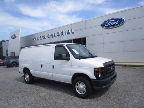2011 Ford E-Series Cargo for sale at King's Colonial Ford in Brunswick GA