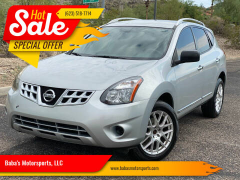 2015 Nissan Rogue Select for sale at Baba's Motorsports, LLC in Phoenix AZ
