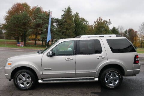 2006 Ford Explorer for sale at GEG Automotive in Gilbertsville PA