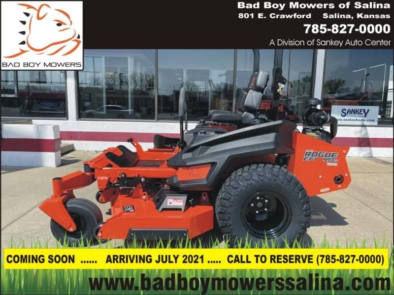 Bad Boy Rogue 61  **Coming Soon** for sale at Bad Boy Mowers Salina in Salina KS