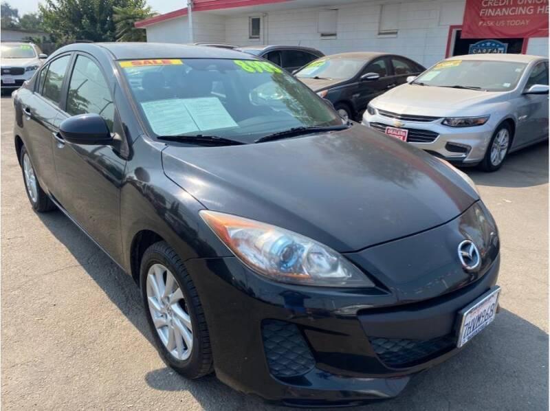 2012 Mazda MAZDA3 for sale at Dealers Choice Inc in Farmersville CA