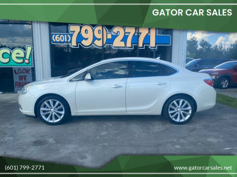 2014 Buick Verano for sale at Gator Car Sales in Picayune MS