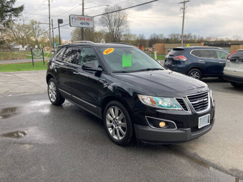 2011 Saab 9-4X for sale at JERRY SIMON AUTO SALES in Cambridge NY