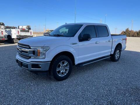 2018 Ford F-150 for sale at B&R Auto Sales in Sublette KS