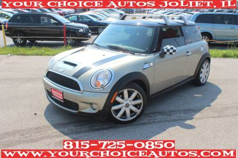 2008 MINI Cooper for sale at Your Choice Autos - Joliet in Joliet IL