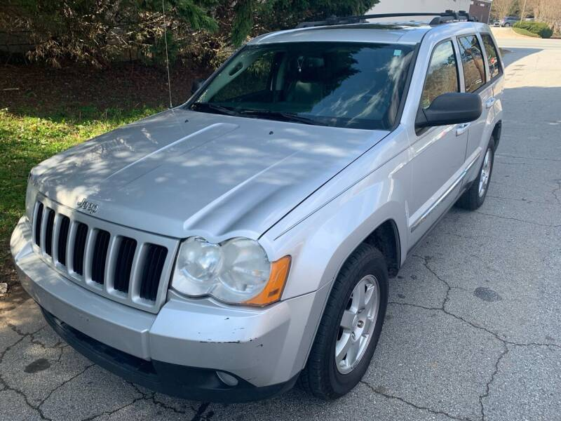 2010 Jeep Grand Cherokee for sale at CAR STOP INC in Duluth GA