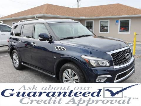 2017 Infiniti QX80 for sale at Universal Auto Sales in Plant City FL