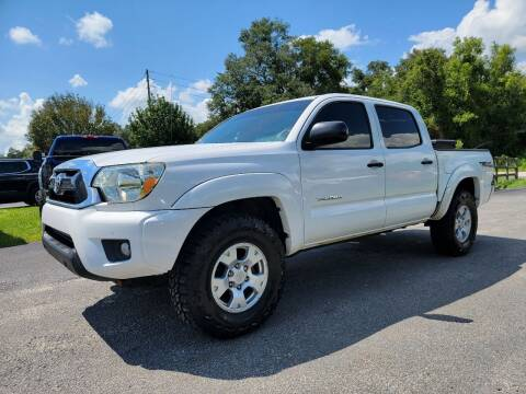 2014 Toyota Tacoma for sale at Gator Truck Center of Ocala in Ocala FL