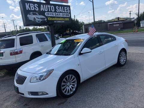 2011 Buick Regal for sale at KBS Auto Sales in Cincinnati OH