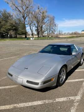 1996 Chevrolet Corvette for sale at California Automobile Museum in Sacramento CA