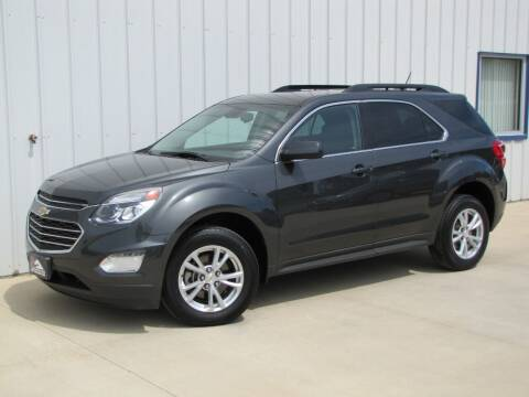 2017 Chevrolet Equinox for sale at Lyman Auto in Griswold IA
