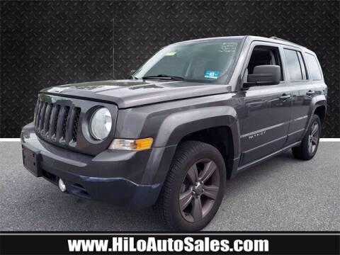 2015 Jeep Patriot for sale at Hi-Lo Auto Sales in Frederick MD