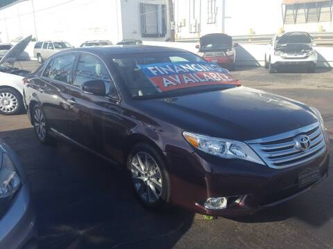 2011 Toyota Avalon for sale at Rutledge Auto Group in Palestine TX