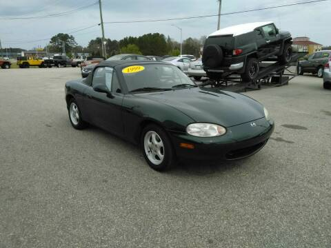 1999 Mazda MX-5 Miata for sale at Kelly & Kelly Supermarket of Cars in Fayetteville NC