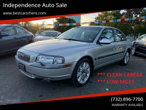 2002 Volvo S80 for sale at Independence Auto Sale in Bordentown NJ