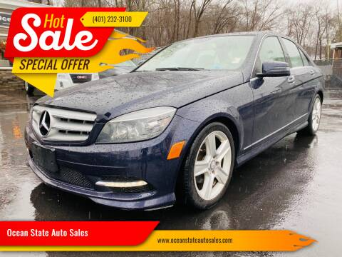 2011 Mercedes-Benz C-Class for sale at Ocean State Auto Sales in Johnston RI