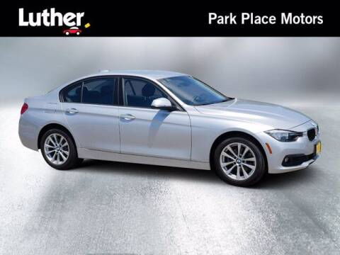 2017 BMW 3 Series for sale at Park Place Motor Cars in Rochester MN