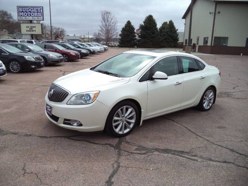 2013 Buick Verano for sale at Budget Motors - Budget Acceptance in Sioux City IA