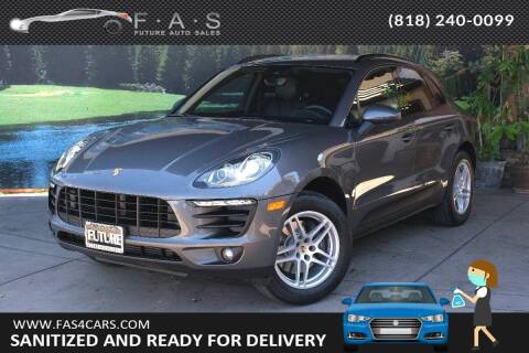 2018 Porsche Macan for sale at Best Car Buy in Glendale CA