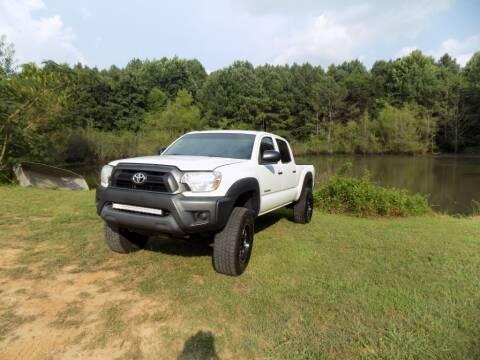 2012 Toyota Tacoma for sale at S.S. Motors LLC in Dallas GA