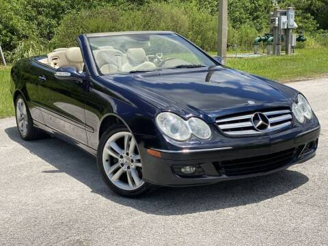 2006 Mercedes-Benz CLK for sale at D & D Used Cars in New Port Richey FL