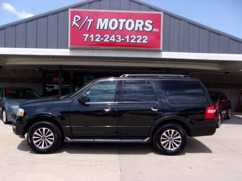2015 Ford Expedition for sale at RT Motors Inc in Atlantic IA