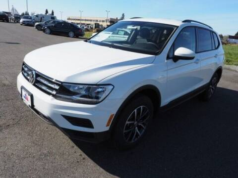2021 Volkswagen Tiguan for sale at Karmart in Burlington WA