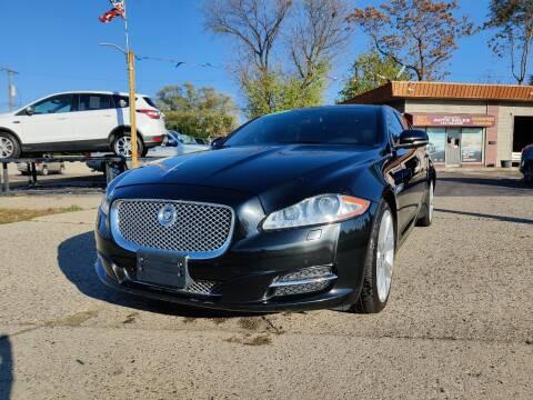 2013 Jaguar XJL for sale at Lamarina Auto Sales in Dearborn Heights MI