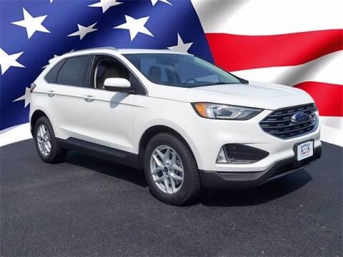 2021 Ford Edge for sale at Gentilini Motors in Woodbine NJ