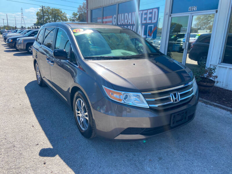 2012 Honda Odyssey for sale at Lee Auto Group Tampa in Tampa FL