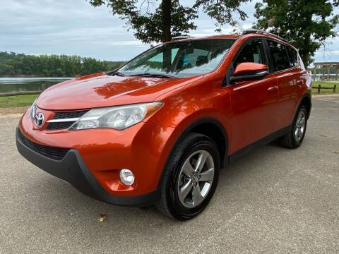 2015 Toyota RAV4 for sale at Monroe Auto's, LLC in Parsons TN