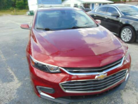 2017 Chevrolet Malibu for sale at Payday Motor Sales in Lakeland FL