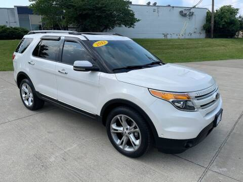 2013 Ford Explorer for sale at Best Buy Auto Mart in Lexington KY