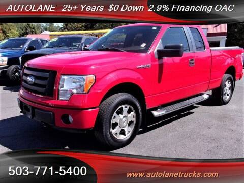 2009 Ford F-150 for sale at Auto Lane in Portland OR