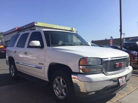 2005 GMC Yukon for sale at CARCO SALES & FINANCE in Chula Vista CA