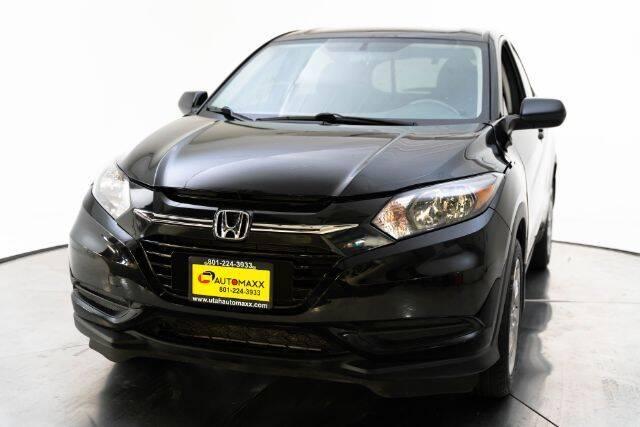 2017 Honda HR-V for sale at AUTOMAXX MAIN in Orem UT