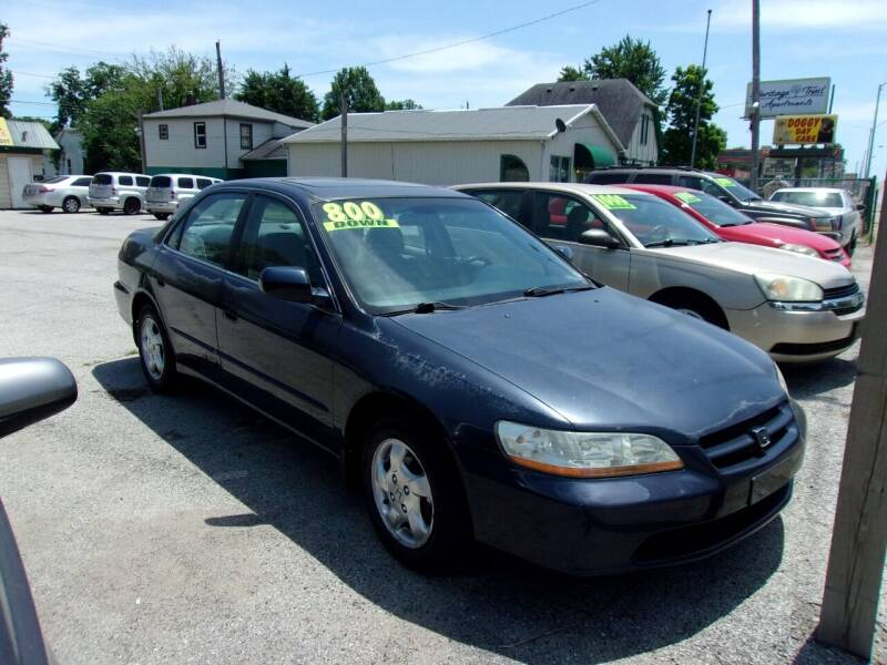 2000 Honda Accord for sale at Car Credit Auto Sales in Terre Haute IN