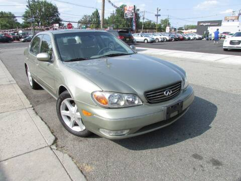 2003 Infiniti I35 for sale at K & S Motors Corp in Linden NJ