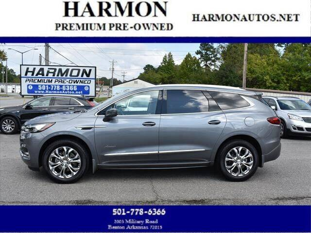 2020 Buick Enclave for sale at Harmon Premium Pre-Owned in Benton AR