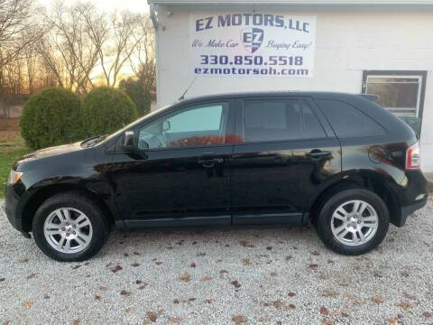 2007 Ford Edge for sale at EZ Motors in Deerfield OH