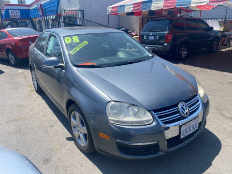2008 Volkswagen Jetta for sale at North County Auto in Oceanside CA