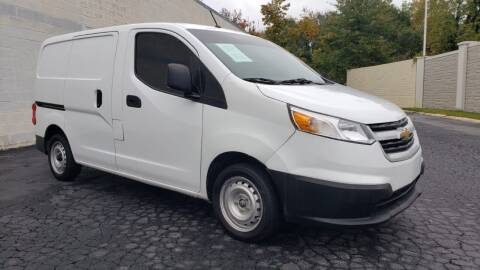2015 Chevrolet City Express Cargo for sale at AUTO FIESTA in Norcross GA