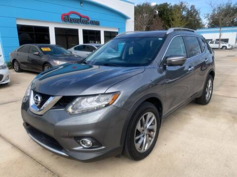 2015 Nissan Rogue for sale at ETS Autos Inc in Sanford FL