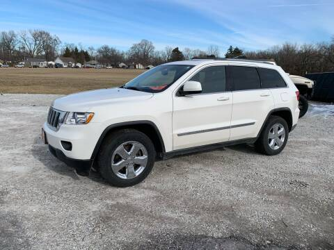 2011 Jeep Grand Cherokee for sale at Ultimate Auto Sales in Crown Point IN