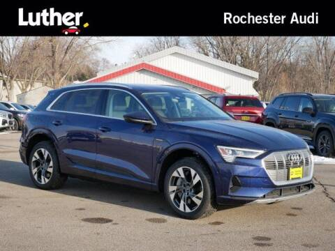2021 Audi e-tron for sale at Park Place Motor Cars in Rochester MN