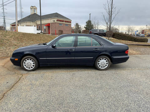 2000 Mercedes-Benz E-Class for sale at Bill Henderson Auto Group Inc in Statesville NC