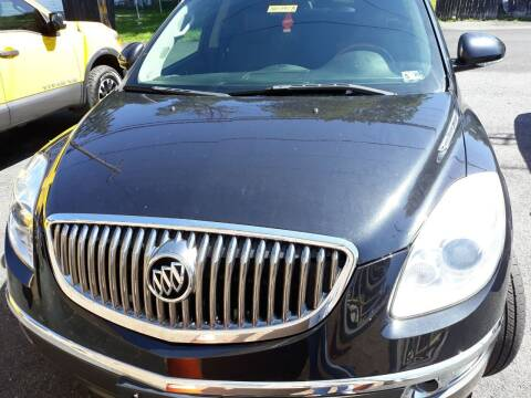 2011 Buick Enclave for sale at GALANTE AUTO SALES LLC in Aston PA