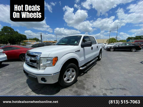 2013 Ford F-150 for sale at Hot Deals On Wheels in Tampa FL
