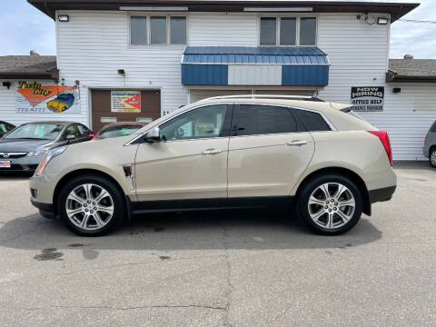 2012 Cadillac SRX for sale at Twin City Motors in Grand Forks ND