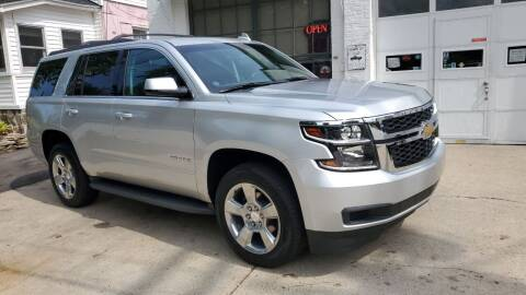 2019 Chevrolet Tahoe for sale at Carroll Street Auto in Manchester NH